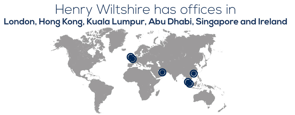Henry Wiltshire International - Estate Agents in London, Abu Dhabi, Hong Kong and Singapore